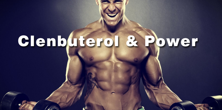 clenbuterol & power