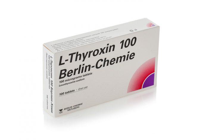 Buy T4 L Thyroxin 100 Online