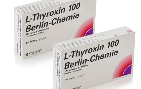 Buy T4 L Thyroxin 100 United Kingdom