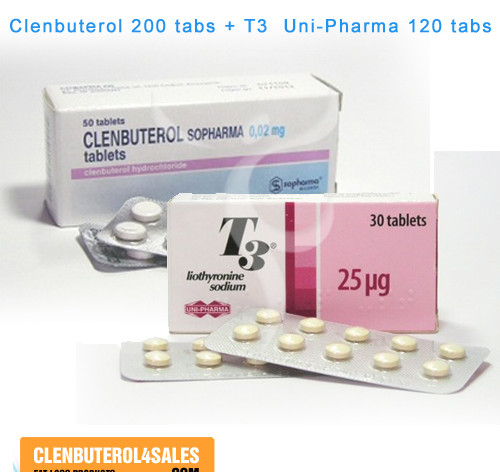Buy Clenbuterol T3 Cycle