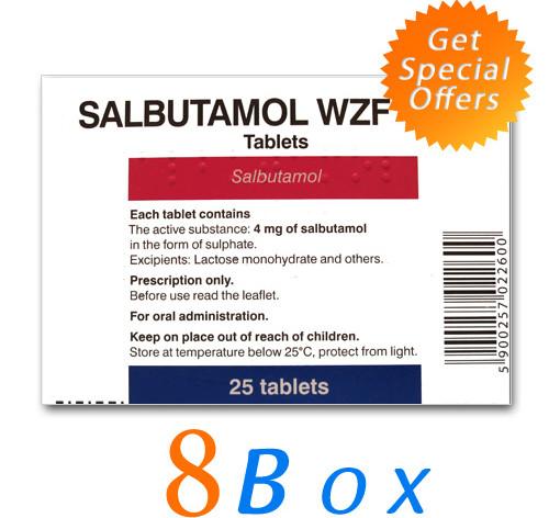 Buy Online Salbutamol USA